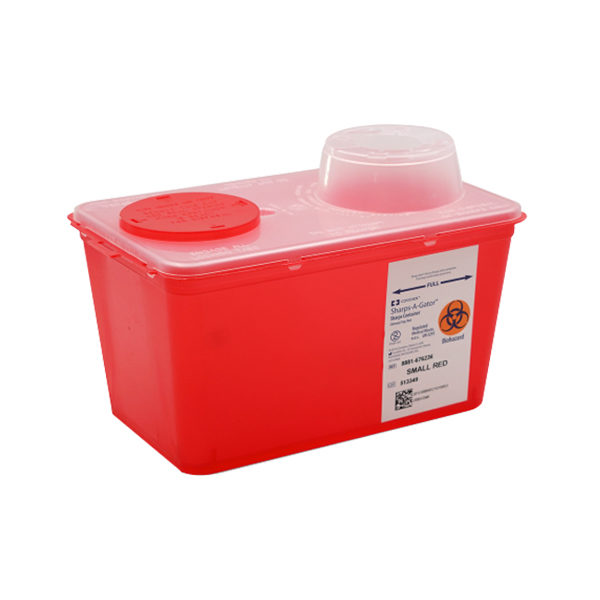 Covidien Sharps Container Small | cv dental supply